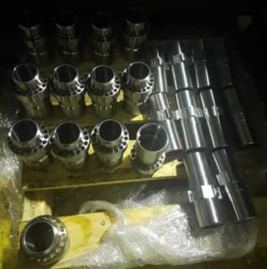 cnc metal parts