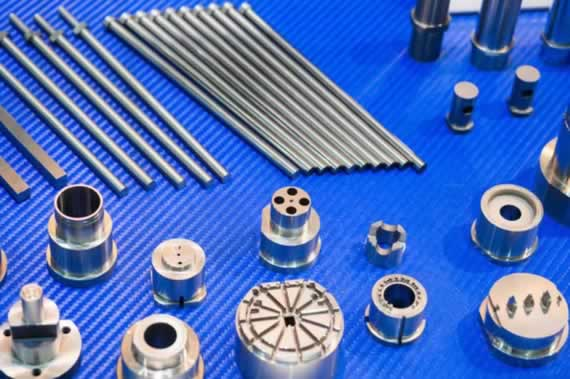 manufacturing by CNC machining process